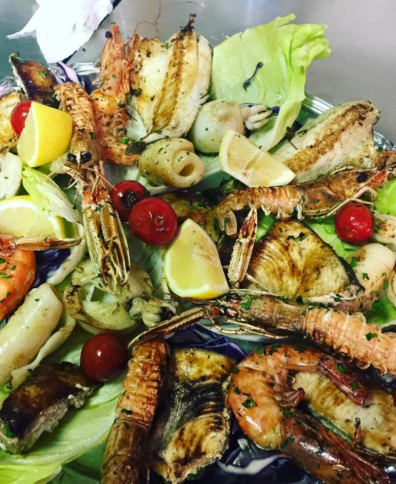 Secondi piatti ristorante fra mar tina for Piatti ristorante